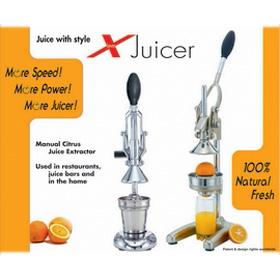 JuiceKing Citrus Juicer / XLever Citrus Jucier