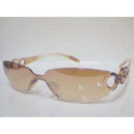 INJECTED RIMLESS SUNGLASSES (Injected Солнечные очки без оправы)