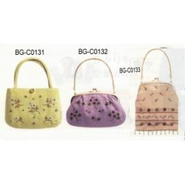 Embroidery Cloth Bag (Вышивка тканевый мешок)