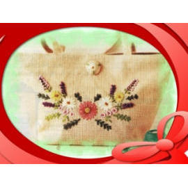 Embroidery Hemp Bag (Вышивка Hemp Bag)