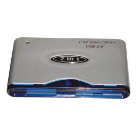 USB 2.0 External Multi Card R/W