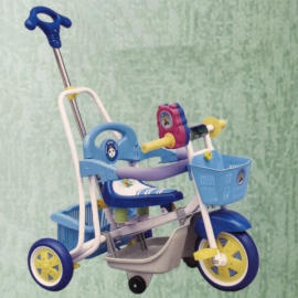 Motor Music tricycle with Rock function