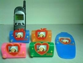 Flashing Cell phone Holder (Мигающие сотовый телефон владельца)