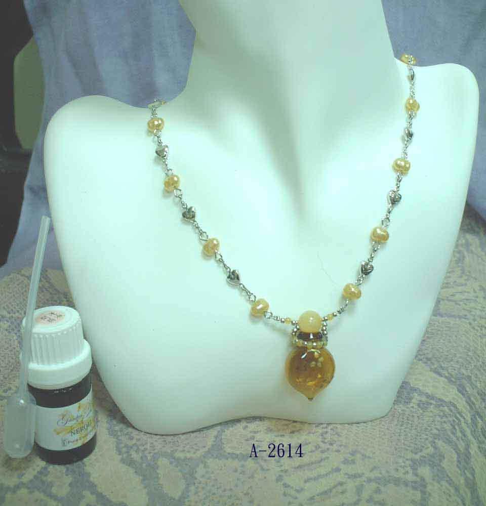 Pat. Bottle Necklace (Пат. Бутылка ожерелье)