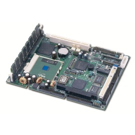 Highly Integrated Pentium III Embedded Board