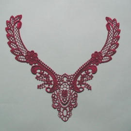 Embroidery Collar Motif (Вышивка Collar Motif)