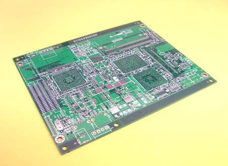 PCB - 6 Layer BGA (PCB - 6 Layer BGA)