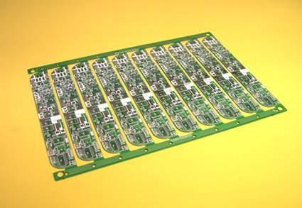 PCB - 6 Layer Control Panel (PCB - 6 Layer Control Panel)