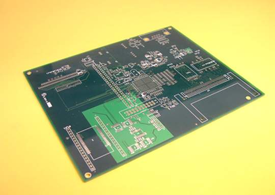 PCB - 6 Layer Telekommunikation (PCB - 6 Layer Telekommunikation)