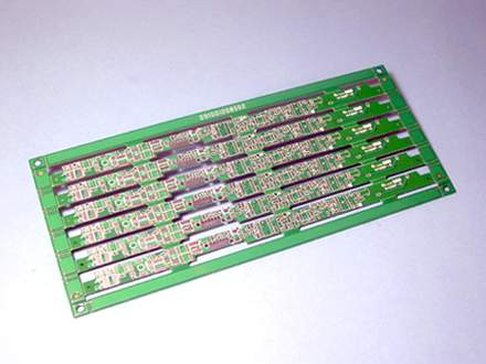PCB - 8 Layer Blind & Buried Vias (PCB - 8 Layer Blind & Buried Vias)