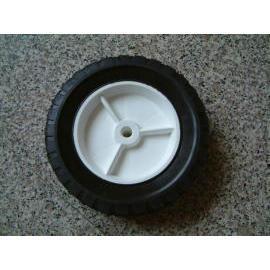 8x1.75 Rubber Wheel