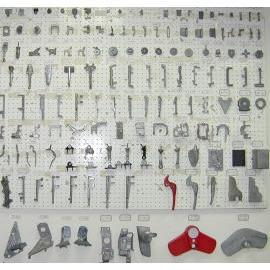 Aluminum Die Casting and Zinc Die-Casting Mould and Molded Parts OEM (Литье под давлением алюминиевых и цинка-литейной формы и формованных деталей OEM)