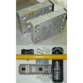 Plastic Injection Mold and Molded Parts OEM
