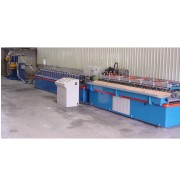 Automatic High Speed In Line Punch Ceiling Main Tee Cold Roll Forming Machine (Automatic High Sp d In Line Punch Ceiling Главное T  холодного профилирования машины)