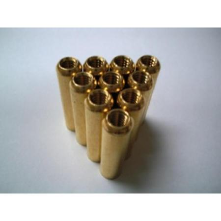 Brass tip for rifle cleaning system (Латунь совет для винтовки система очистки)