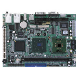 5.25`` Intel Celeron M 600 MHz Single Board Computer with 0K L2 Cache (5.25``Intel Celeron M 600 МГц одноплатный компьютер с 0K L2 C he)