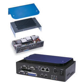 Fanless VIA Eden Micro PC (Fanless VIA Eden Micro PC)