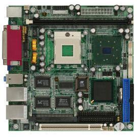 Intel Pentium M / Celeron M Mini ITX Main Board (Intel Pentium M / Celeron M Mini ITX Главный совет)