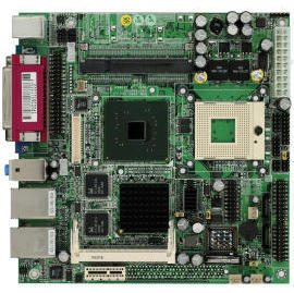Intel Pentium M / Celeron M Mini ITX Main Board