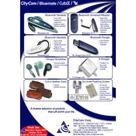 bluetooth accessories (Bluetooth аксессуары)