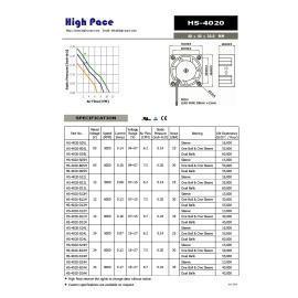 DC Fan 40 * 40 * 20,0 mm (DC Fan 40 * 40 * 20,0 mm)