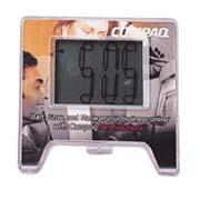 LCD Clock (ЖК-часы)