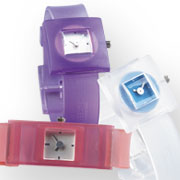 Plastic Analogue Watch