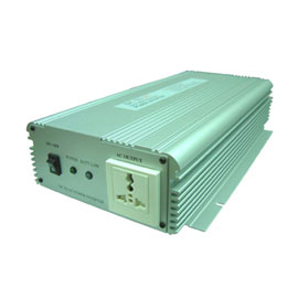 Inverter with built in battery charger