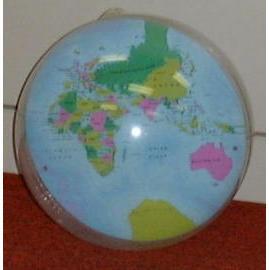 EH-606 12`` 3 Panels Ball-Globe