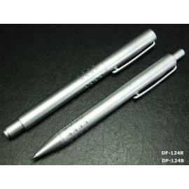 DF-124B Metal Ball Pen (DF-Металл д. 124-Б Шариковая ручка)