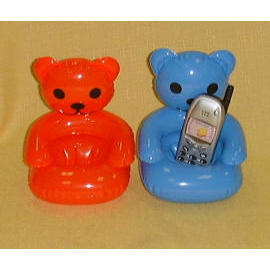 EH-143 Inflatable Bear Mobile Phone Holder