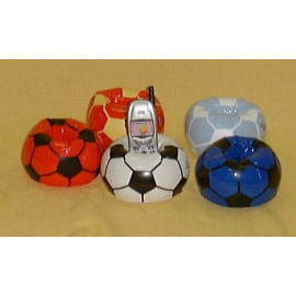 EH-146 Inflatable Soccer Ball Mobile Phone Holder