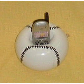 EH-148 Inflatable Baseball Mobile Phone Holder (EH-148 gonflable Baseball Mobile Phone Holder)