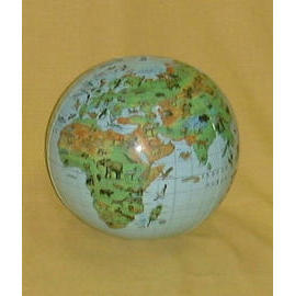 EH-165 16`` Inflatable Animal Globe