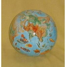 EH-167 16`` Inflatable Sea World Globe