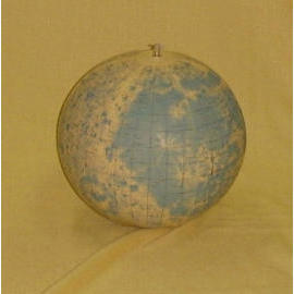 EH-170 16`` Inflatable Moon Surface Globe