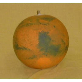 EH-171 16`` Inflatable Mars Surface Globe