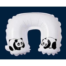 PE Inflatable Neck Pillow