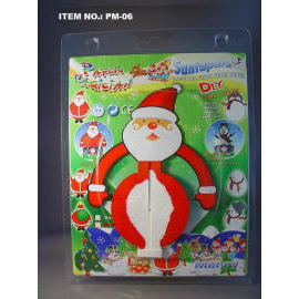 PM-06 Magic Santa Claus (PM-06 Magic Санта Клауса)
