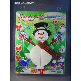 PM-07 Magic Snowman