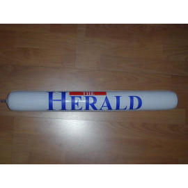 Inflatable PVC Cheering Sticks