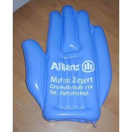 PVC Inflatable Hand (ПВХ Надувная Рука)
