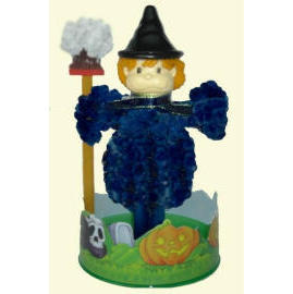 TR-101 Magic Growing Witch