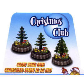 TR-55 Magic Christmas Club