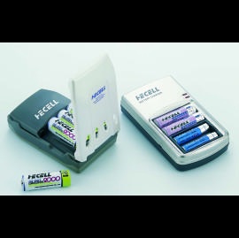 The Specification of Charger for Ni-MH&Ni-Cd Battery (La sp�cification de chargeur pour le Ni-MH & Ni-Cd Battery)