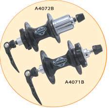 alloy disc brake hub