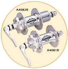alloy disc brake hub