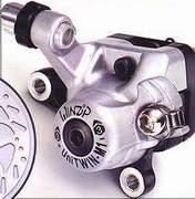 disc brake (дисковый тормоз)