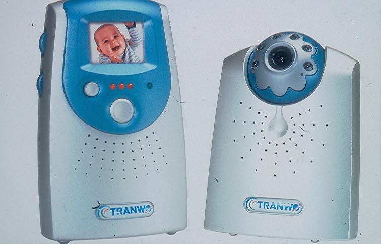 Wireless Handheld Video Baby Monitor (Беспроводной ручной Видео Радионяня)