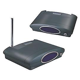 2.4 GHz Wireless A/V Sender with Remote Control Function (2,4 ГГц беспроводной A / V Sender с пультом дистанционного управления Функции)